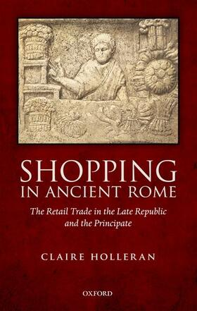 Holleran | Shopping in Ancient Rome | Buch | sack.de