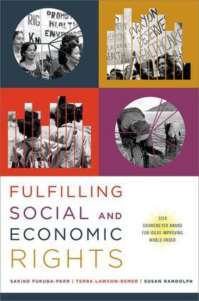 Fukuda-Parr / Lawson-Remer / Randolph | Fulfilling Social and Economic Rights | Buch | sack.de