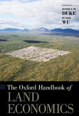 Wu / Duke | The Oxford Handbook of Land Economics | Buch | sack.de