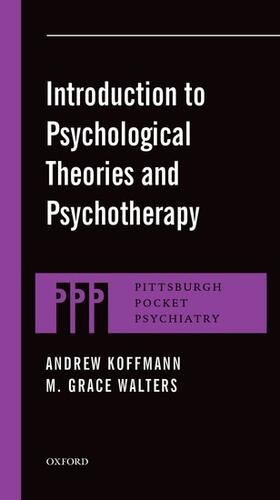 Koffmann / Walters   Introduction to Psychological Theories and Psychotherapy   Buch   sack.de