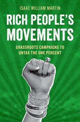 Martin | Rich People's Movements | Buch | sack.de