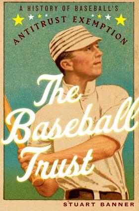 Banner | The Baseball Trust | Buch | sack.de