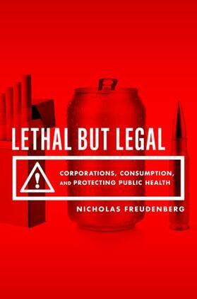 Freudenberg | Lethal But Legal | Buch | sack.de