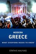 Kalyvas |  Modern Greece: What Everyone Needs to Know(r) | Buch |  Sack Fachmedien