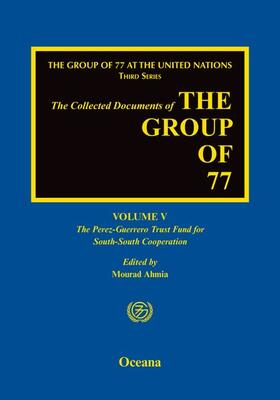 Ahmia   The Group of 77 at the United Nations   Buch   sack.de