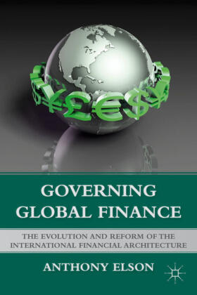 Elson | Governing Global Finance | Buch | sack.de