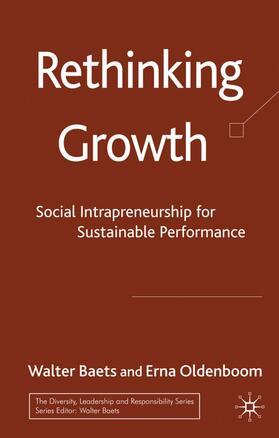 Baets / Oldenboom | Rethinking Growth | Buch | sack.de