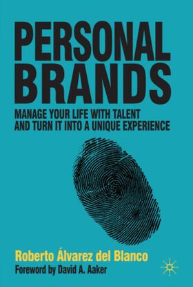 Álvarez del Blanco | Personal Brands | Buch | sack.de