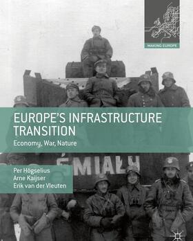 Högselius / Kaijser / van der Vleuten | Europe's Infrastructure Transition | Buch | sack.de