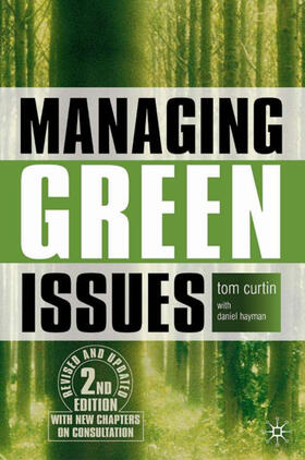 Curtin | Managing Green Issues | Buch | sack.de