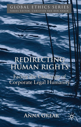 Grear | Redirecting Human Rights | Buch | sack.de