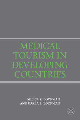 Bookman | Medical Tourism in Developing Countries | Buch | sack.de