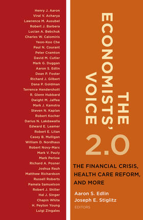 Stiglitz / Edlin | The Economists Voice 2.0 | Buch | sack.de