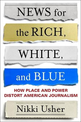 Usher | News for the Rich, White, and Blue | Buch | sack.de