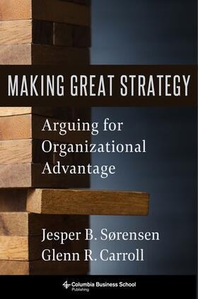Carroll / Sørensen | Making Great Strategy | Buch | sack.de