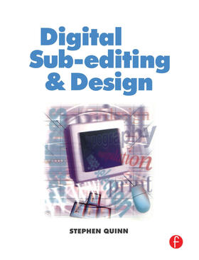 Quinn | Digital Sub-Editing and Design | Buch | sack.de