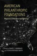 Hammack / Smith |  American Philanthropic Foundations | eBook | Sack Fachmedien