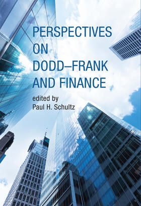 Schultz | Perspectives on Dodd-Frank and Finance | Buch | sack.de