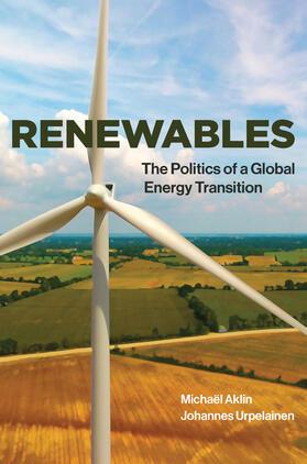 Aklin / Urpelainen | Renewables | Buch | sack.de