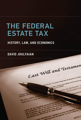 Joulfaian   The Federal Estate Tax   Buch   sack.de