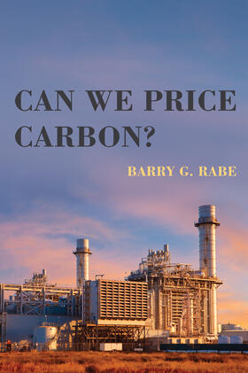 Rabe   Can We Price Carbon?   Buch   sack.de