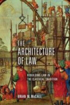 The Architecture of Law | Buch | sack.de