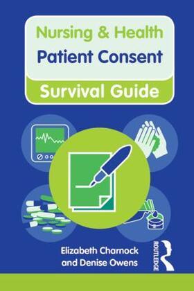 Charnock / Owens | Patient Consent | Buch | sack.de