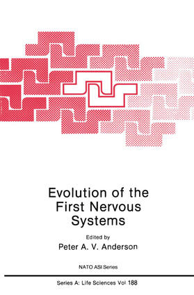 Anderson | Evolution of the First Nervous Systems | Buch | sack.de