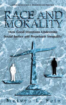 Fein   Race and Morality   Buch   sack.de