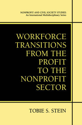 Stein | Workforce Transitions from the Profit to the Nonprofit Sector | Buch | sack.de