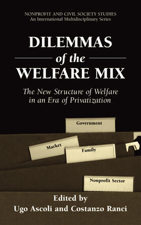 Ascoli / Ranci | Dilemmas of the Welfare Mix | Buch | sack.de