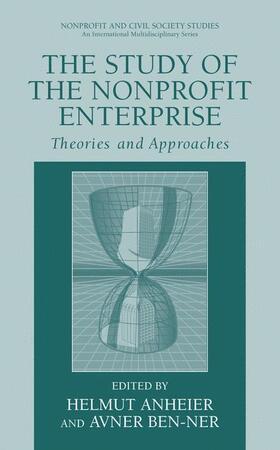Anheier / Ben-Ner | The Study of Nonprofit Enterprise | Buch | sack.de