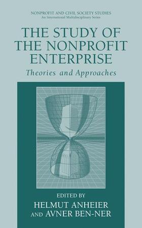 Ben-Ner / Anheier   The Study of Nonprofit Enterprise   Buch   sack.de