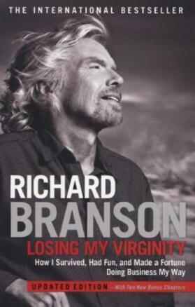 Losing my Virginity   Buch   sack.de
