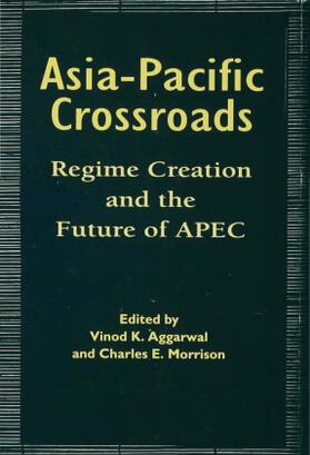 Aggarwal / Morrison | Asia-Pacific Crossroads | Buch | sack.de