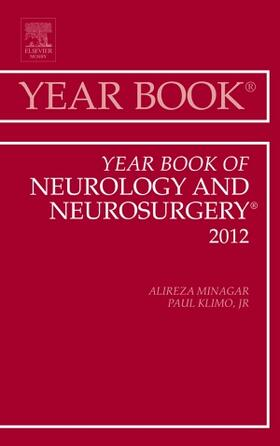 Rabinstein / Klimo, Jr. | Year Book of Neurology and Neurosurgery, Volume 2012 | Buch | sack.de