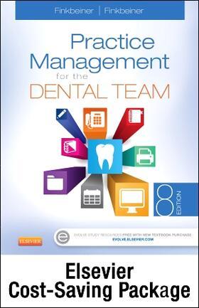 Finkbeiner / Finkbeiner   Practice Management for the Dental Team - Text and Workbook Package   Buch   sack.de