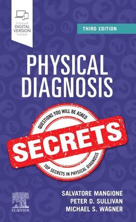 Mangione / Sullivan / Wagner | Physical Diagnosis Secrets | Buch | sack.de