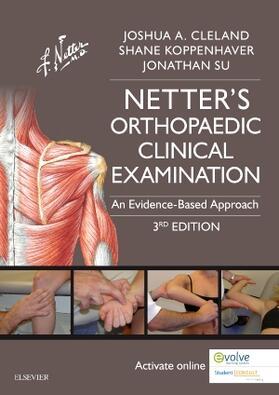 Cleland / Koppenhaver / Su | Netter's Orthopaedic Clinical Examination | Buch | sack.de