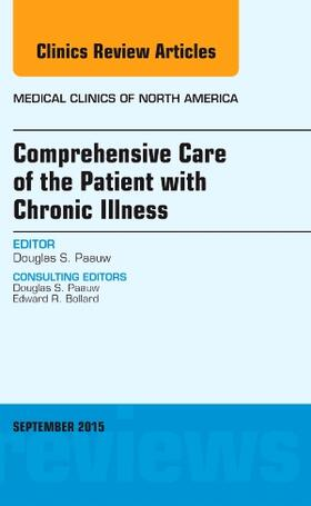Paauw | Comprehensive Care of the Patient with Chronic Illness, an Issue of Medical Clinics of North America, Volume 99-5 | Buch | sack.de