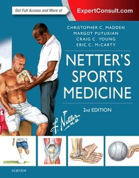 Madden / Putukian / McCarty | Netter's Sports Medicine | Buch | sack.de