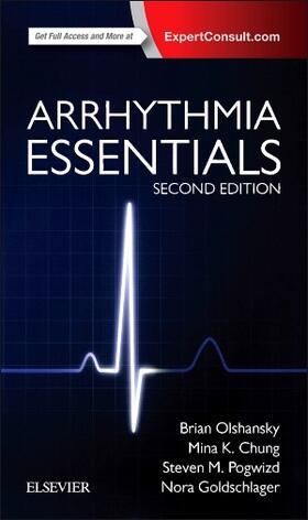 Olshansky / Chung / Pogwizd   Arrhythmia Essentials   Buch   sack.de