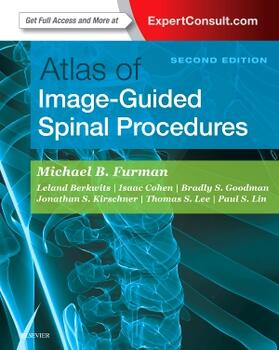 Furman / Berkwits / Cohen | Atlas of Image-Guided Spinal Procedures | Buch | sack.de