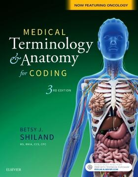Shiland | Medical Terminology & Anatomy for Coding | Buch | sack.de