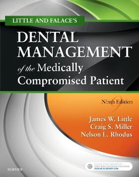 Little / Miller / Rhodus | Little and Falace's Dental Management of the Medically Compromised Patient | Buch | sack.de
