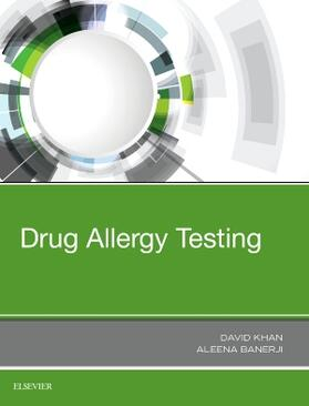 Khan / Banerji | Drug Allergy Testing | Buch | sack.de