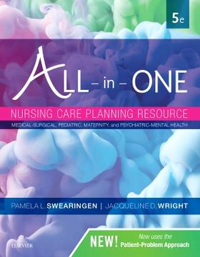 Swearingen / Wright | All-in-One Nursing Care Planning Resource | Buch | sack.de