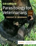 Bowman |  Georgis' Parasitology for Veterinarians | Buch |  Sack Fachmedien