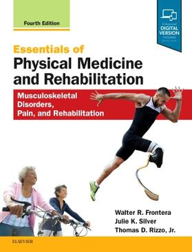 Frontera / Silver / Rizzo | Essentials of Physical Medicine and Rehabilitation | Buch | sack.de