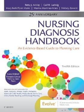 Ackley / Ladwig / Makic | Nursing Diagnosis Handbook | Buch | sack.de